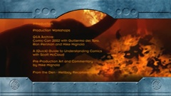 Main menu (disc 3)
