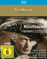 Universum Film (DE) / Blu-ray / Export version
